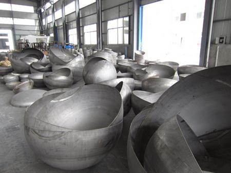 正确对不锈钢封头进行热处理可延长寿命