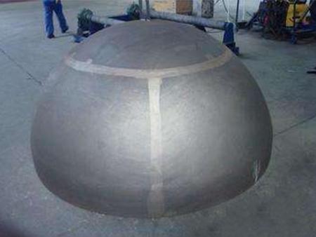 不锈钢球型封头冷加工与热加工有什么区别?